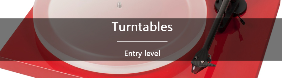 Turntables - Entry level