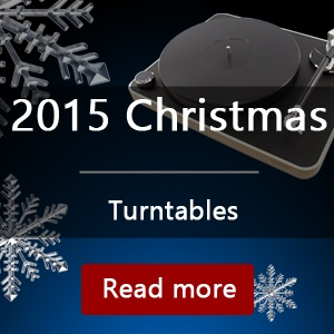 Christmas Shopping Guide 2015 - Turntables