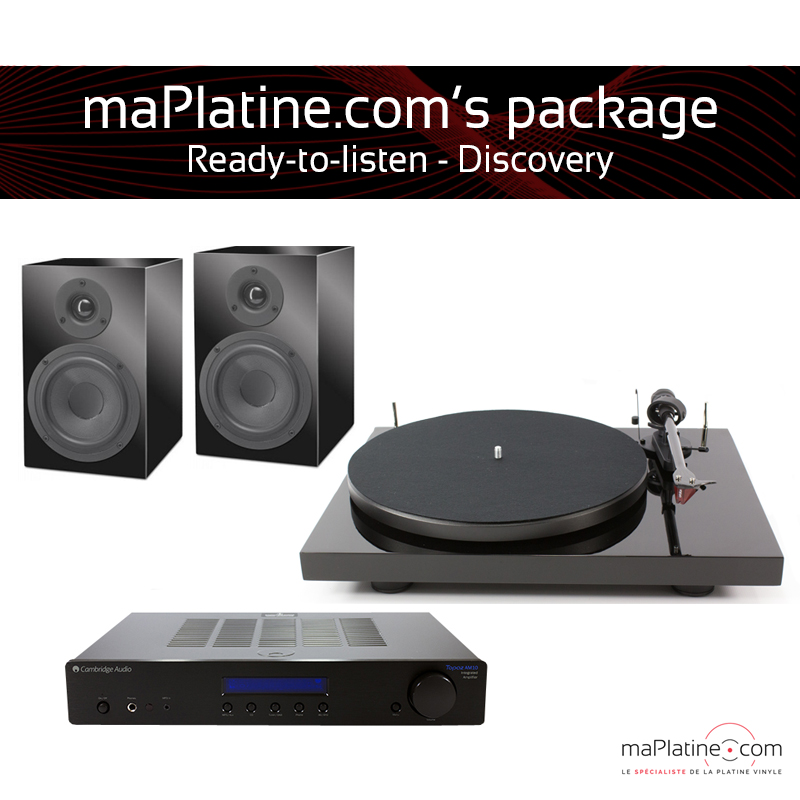 Discovery Ready-to-Listen package