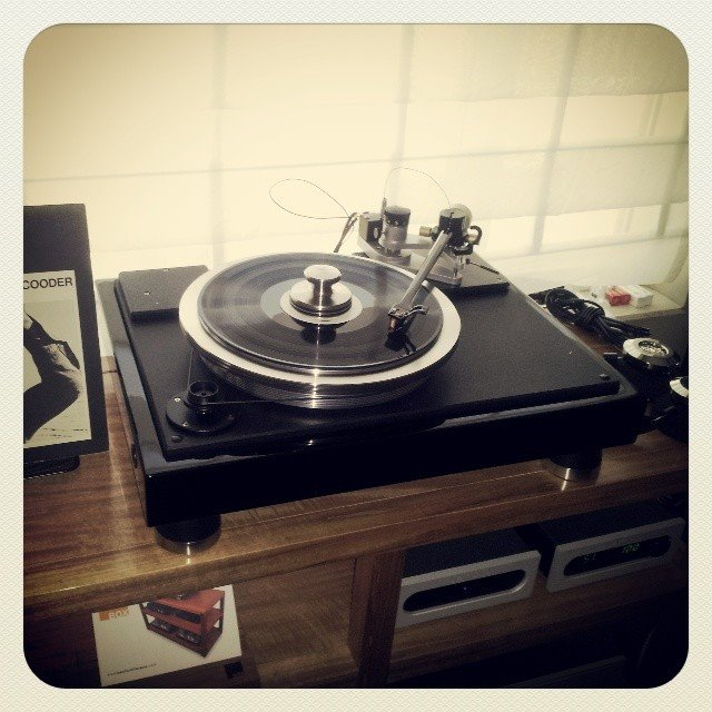 Platine vinyle VPI Classic Direct Drive