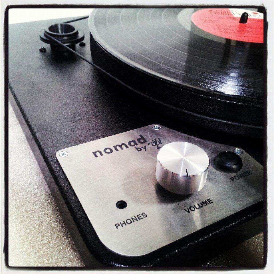 Platine vinyle VPI Nomad