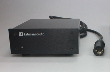 Lehmann Black Cube SE II phono preamp