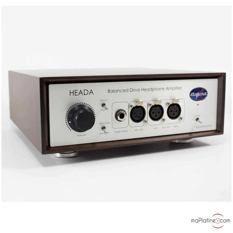 Amplificateur casque Aurorasound Heada