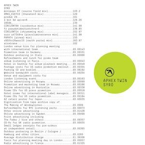 Aphex Twin – Siro
