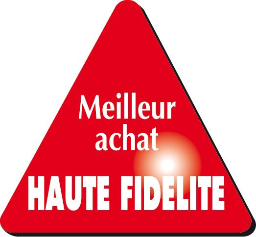 Haute Fidelite award