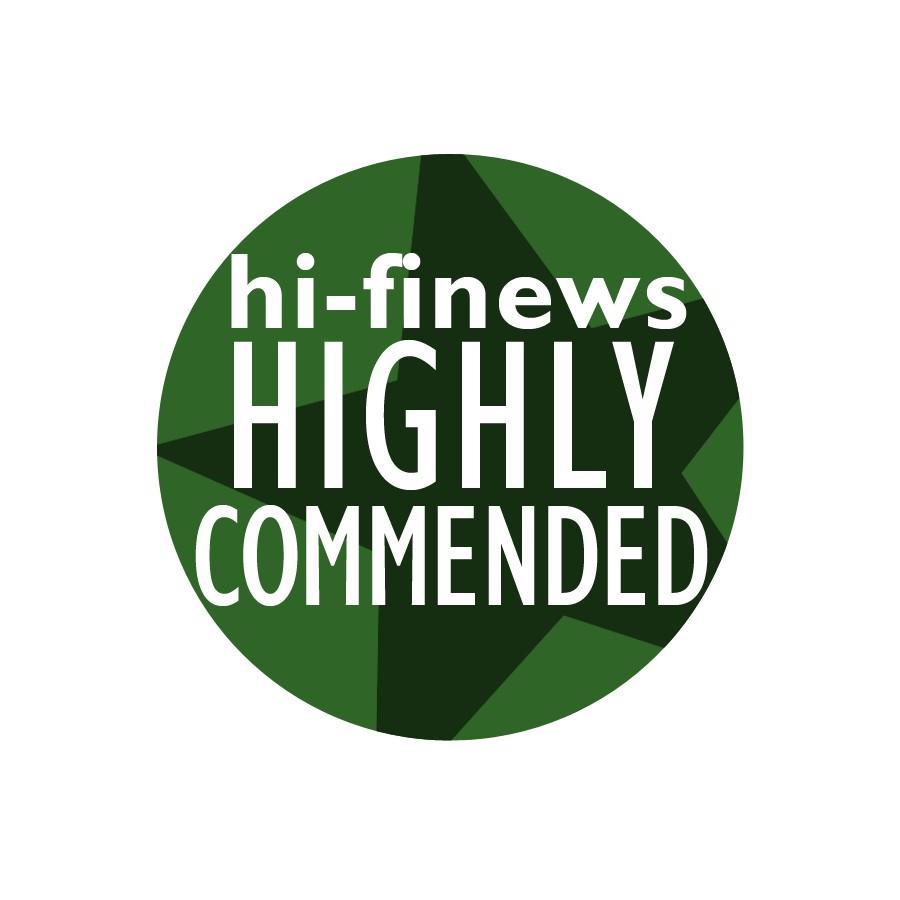 Award hifi news