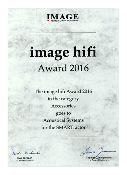 Award Image HiFi