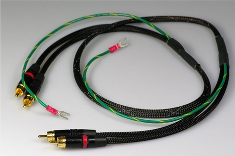 VPI JMW phono cable mk2 phono cable