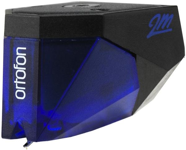 Découvrez la cellule Ortofon 2M Blue