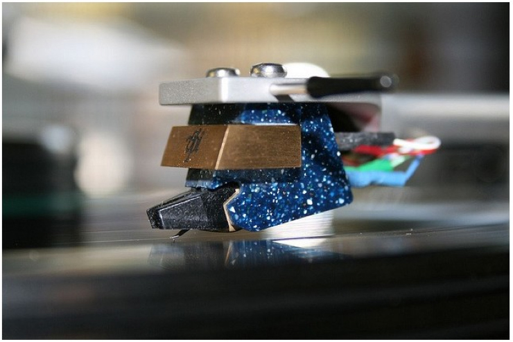 Soundsmith zephyr MKII H0 VPI cartridge