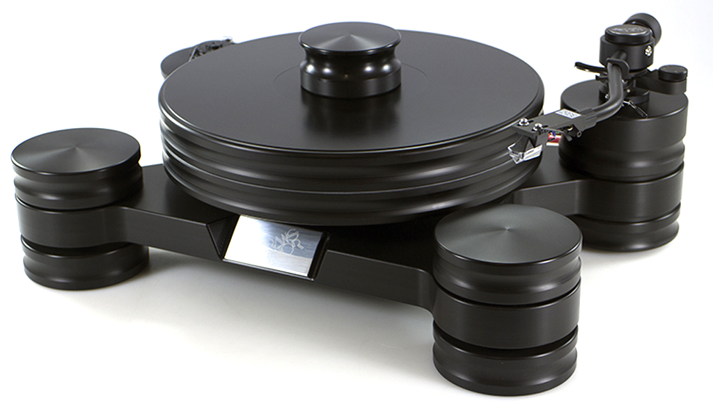 Transrotor Darkstar turntable