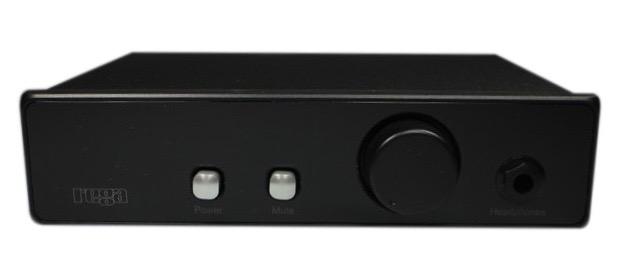 Rega EAR MK2 - Finition noire