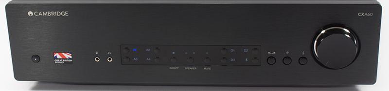 Amplificateur intégré Cambridge Audio CXA60
