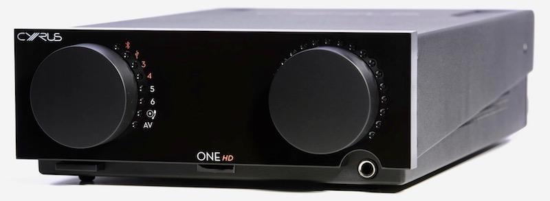 Cyrus ONE HD - Façade