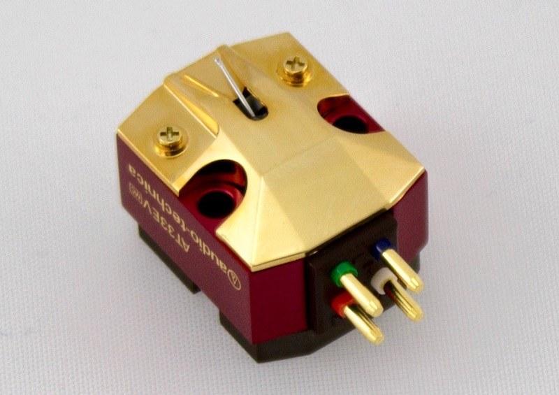 Audio Technica AT 33 EV - Cellule