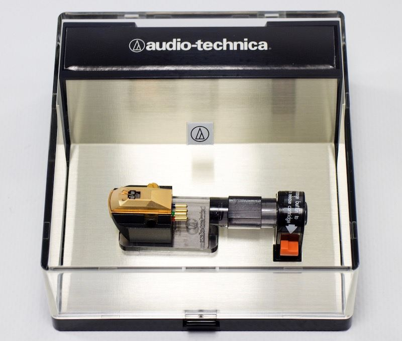 Audio Technica AT-OC9ML/II - Cellule