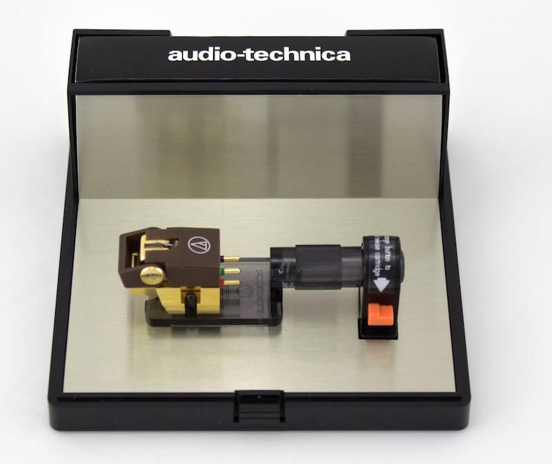 Audio Technica VM 750 SH - Packaging