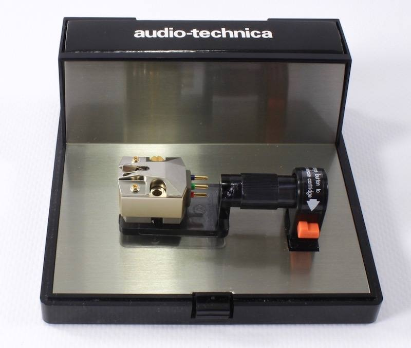 Audio Technica AT 33 SA - Packaging