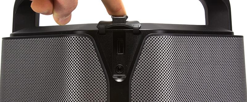 Enceinte portable Bluetooth Soundcast VG7