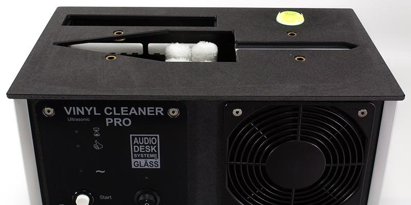Machine à laver les vinyles Audio Desk Systeme Vinyl Cleaner Pro