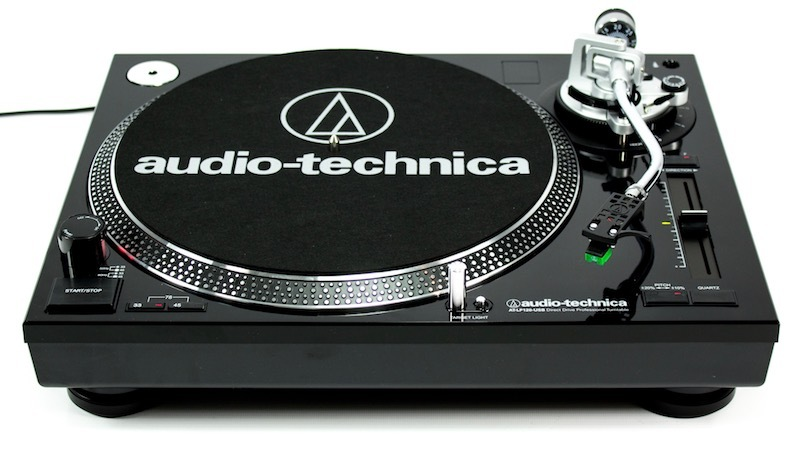 Audio Technica LP120 USB HC - Platine vinyle