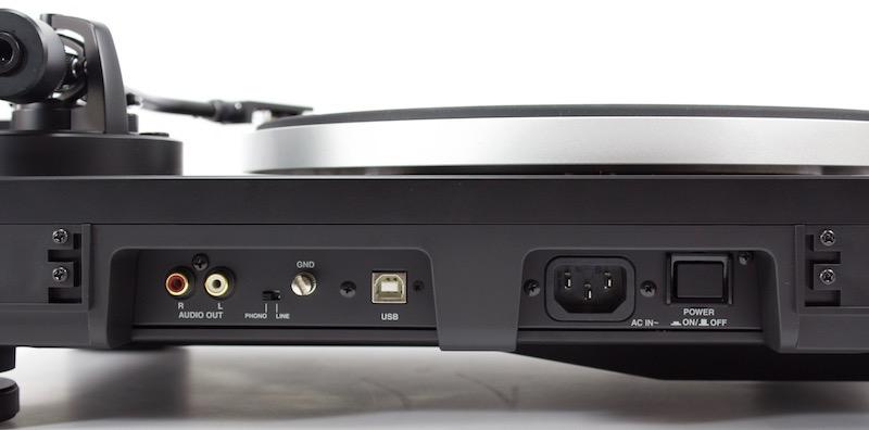 Audio Technica LP5 - étage phono intégré