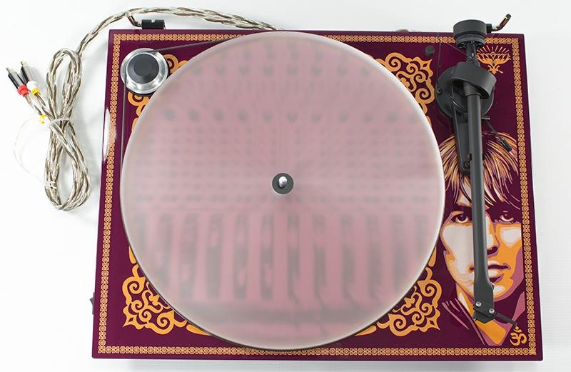 Platine vinyle Pro-Ject Essential III George Harrison