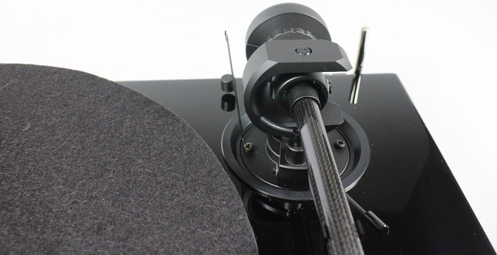 Pro-Ject 1 Xpression Carbon Bras