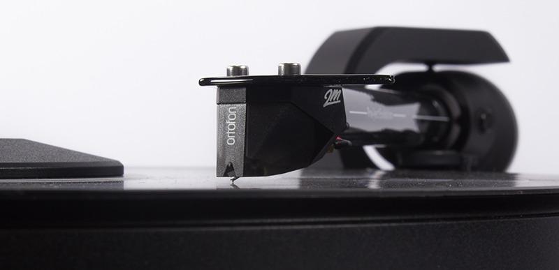 Platine vinyle Pro-Ject 2-Xperience Acryl DC avec cellule Ortofon 2M Silver