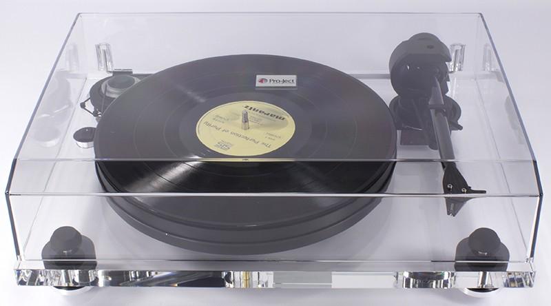 Platine vinyle Pro-Ject 2-Xperience Acryl DC