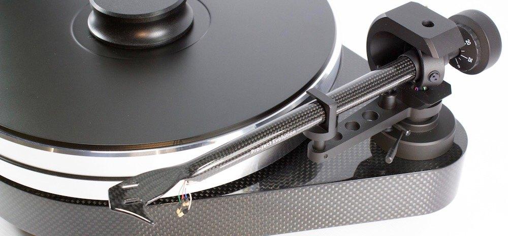 Pro-Ject RPM 9 Carbon Bras