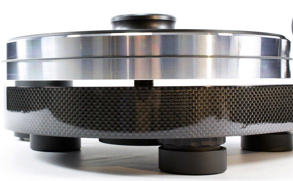 Pro-Ject RPM 9 Carbon Socle et plateau