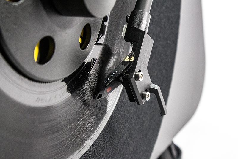 Platine vinyle Pro-Ject VTE - bras et cellule phono