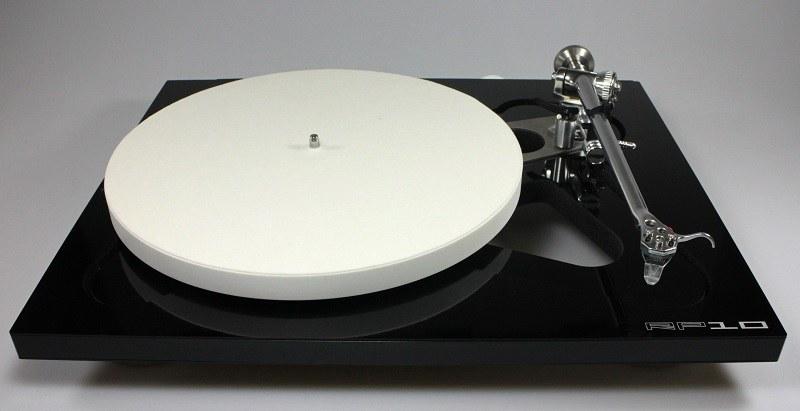 Rega RP10 - Vue d'ensemble