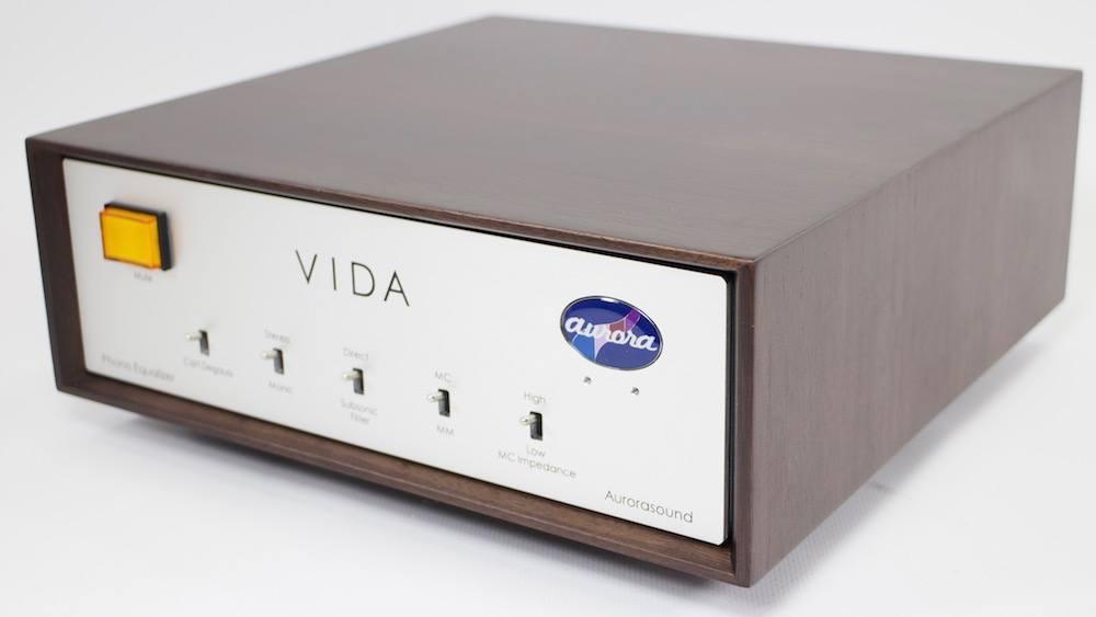 Aurorasound VIDA Châssis
