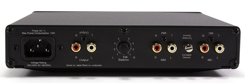 Préamplificateur phono Cambridge Audio Duo