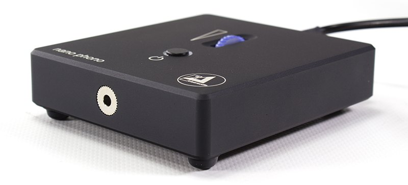 Préamplificateur phono Clearaudio Nano Phono Headphone V2
