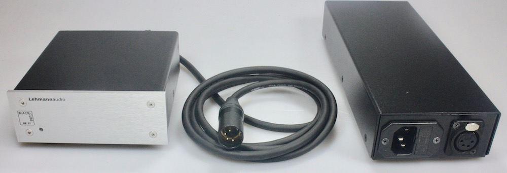 Lehmann Audio Black Cube SE-II Châssis