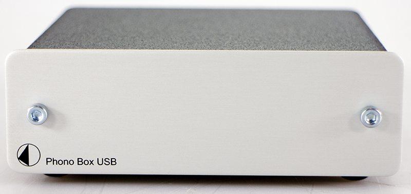 Préamplificateur phono Pro-Ject Phono Box USB DC