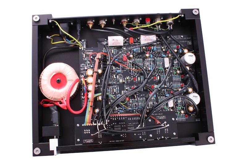 Rega IOS Reference - Circuite interne