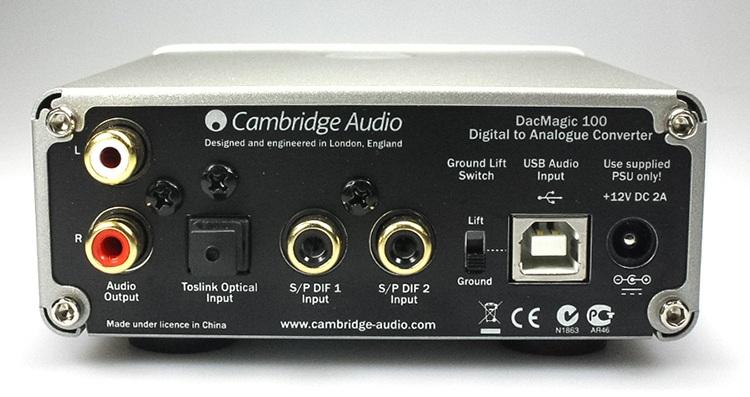 DAC Cambridge Audio DAC Magic 100