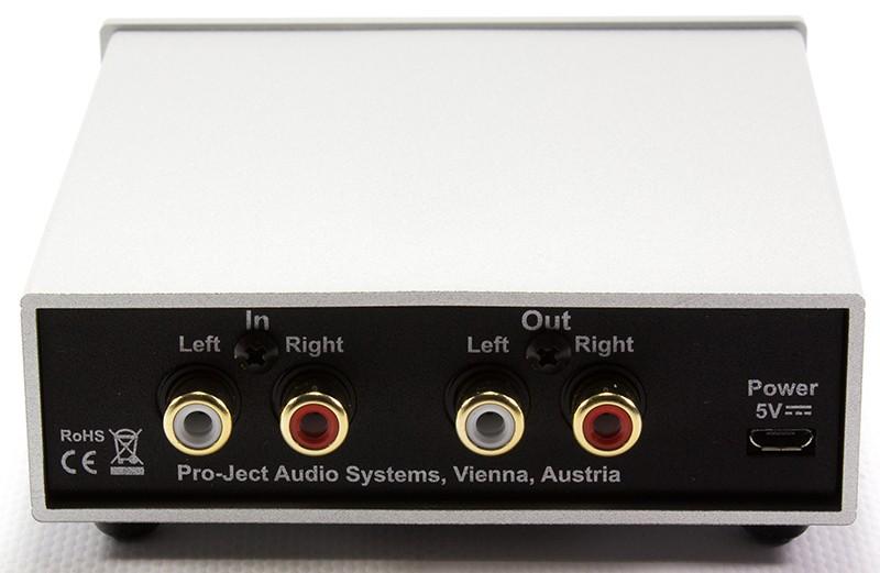 Amplificateur casque Pro-Ject Head Box S2