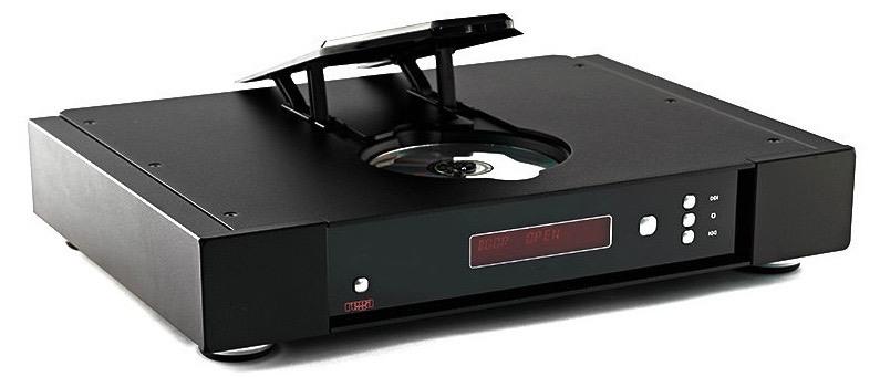 Rega Saturn R - Ouverture lecteur CD