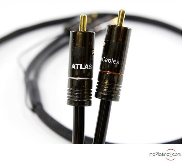 Câble phono Atlas Hyper Integra TT