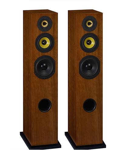Enceintes colonnes Davis Acoustics Cezanne