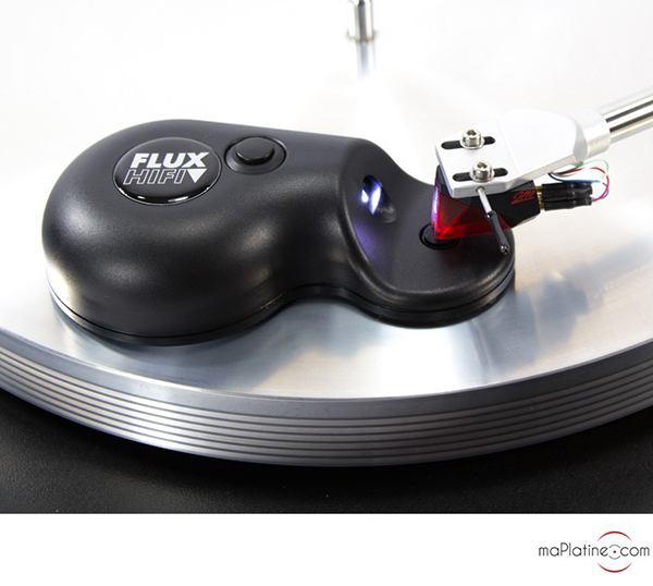Nettoyeur de diamant Flux Hi-Fi Sonic