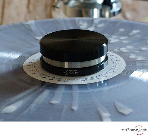 Palet dresseur SSC Record Point 420