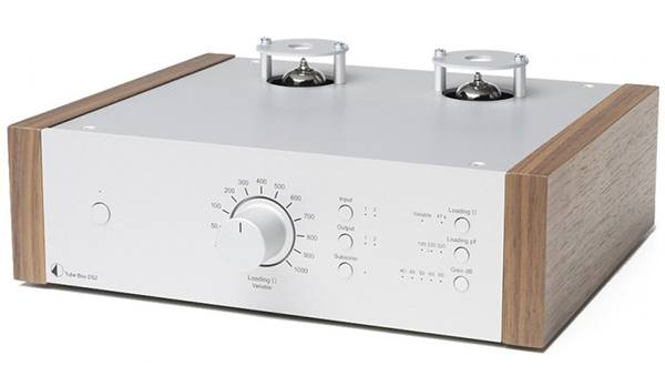 Préamplificateur phono Pro-Ject Tube Box DS2