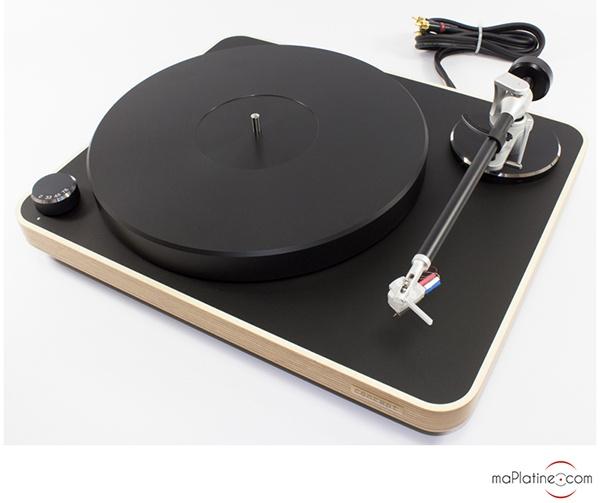 Platine vinyle Clearaudio Concept MC Wood