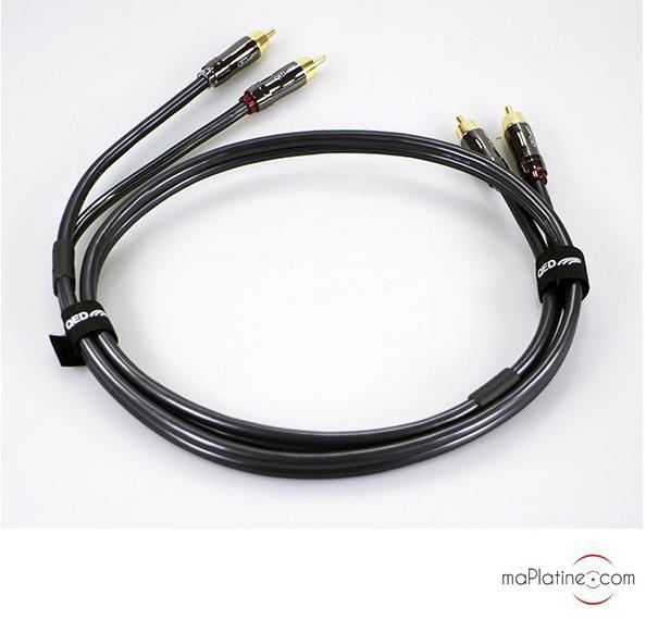 Câble de modulation Performance Graphite QED